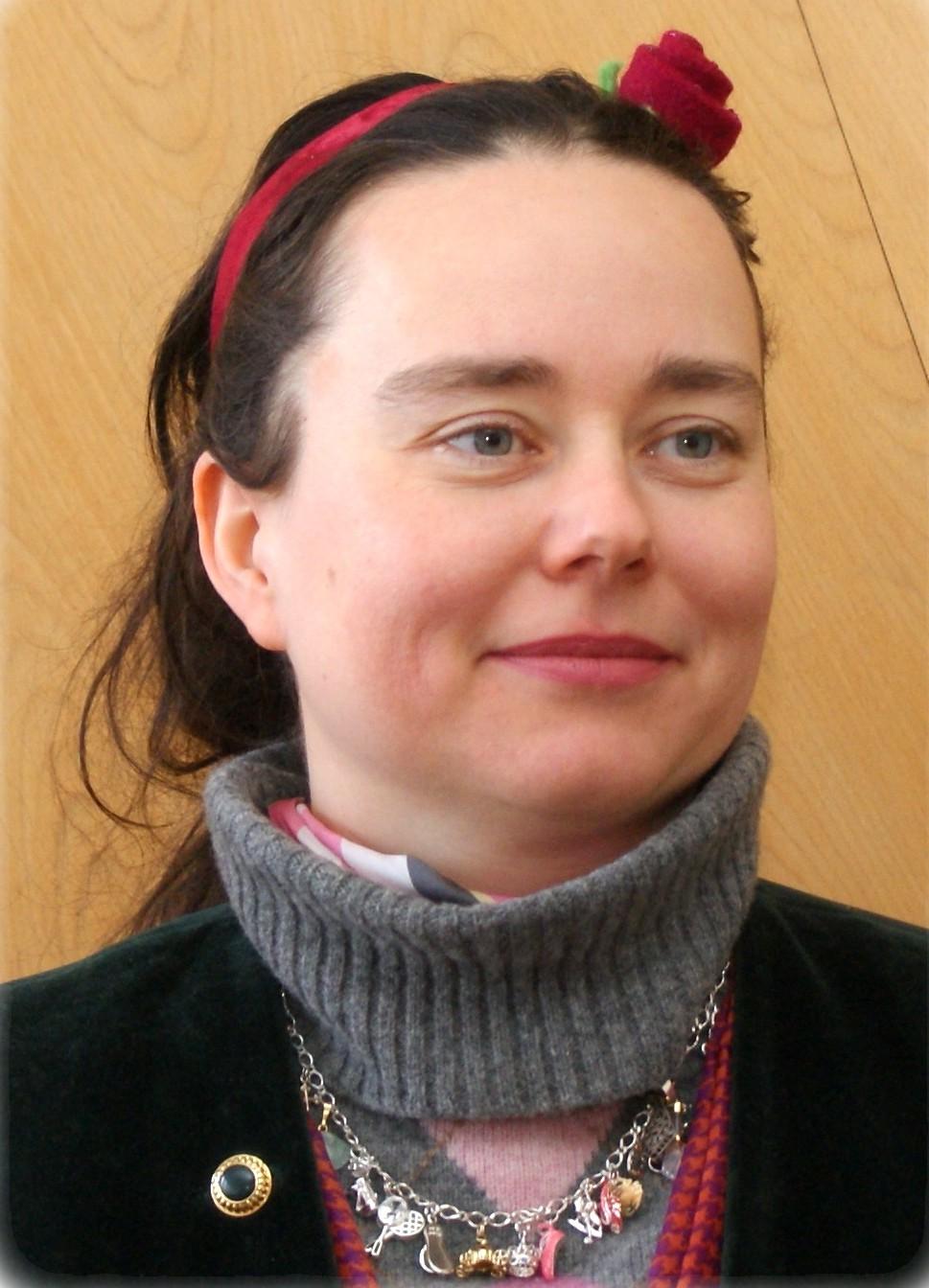 doc. Ing. Mgr. Adriana Horníková, PhD. (Dr.)